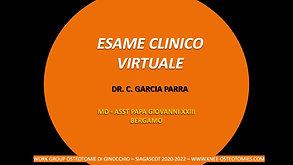 Garcia Parra esame clinico 15.03.20