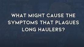 What cause symptoms LH