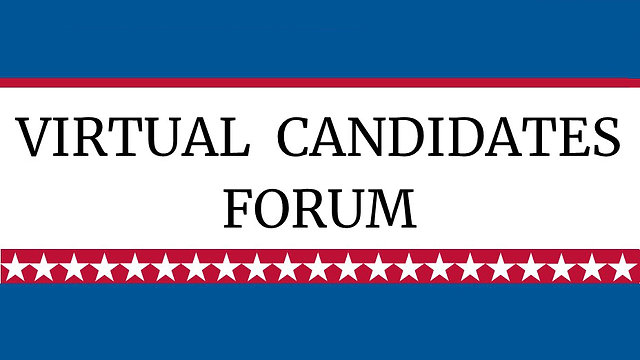 2020 Candidates Forums
