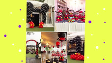 Every event is customized to suit your theme and budget