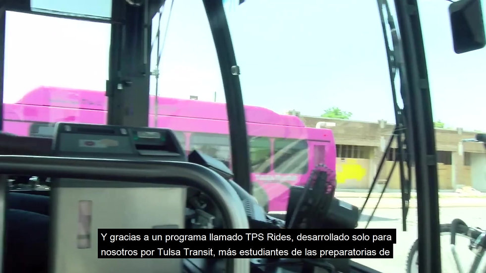 Learn how to ride the bus with ModusEd Student Transit Training Video