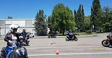 AMES Cours Moto