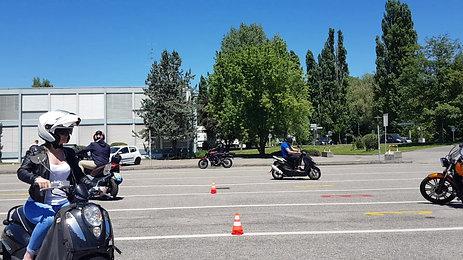 AMES Cours Moto