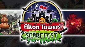 Alton Towers - Scarefest