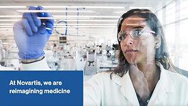 Novartis - Europe-wide Radio Advert