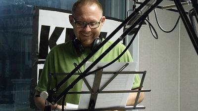 Radio on-air Broadcast Reel