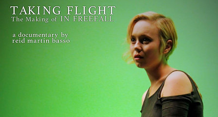 TAKING FLIGHT... The Making of IN FREEFALL (26;44)