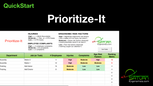 Prioritize-It