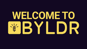 Welcome to Byldr!