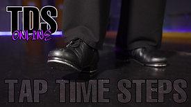 Tap Time Steps - Jimmi Lou Tate
