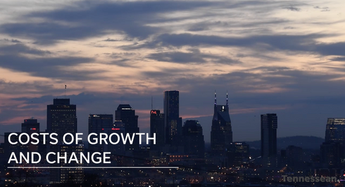 The Costs of Growth and Change