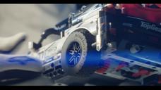 """Top Gear + Porsche """"Lego"""" DC"""