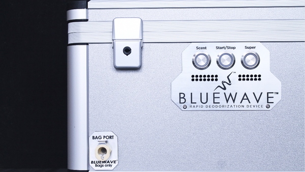 BLUEWAVE Disinfection and Deodorization