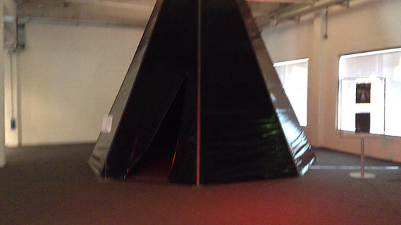 Resized Volcano - Museum