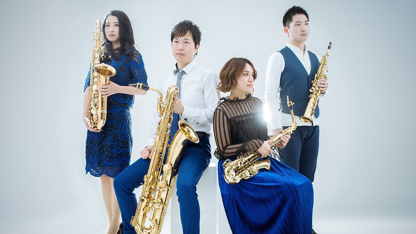 Urban Saxophone Quartet Music Gallery