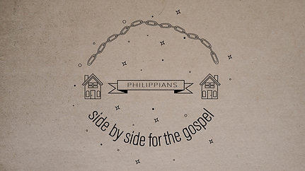 Side by Side for the Gospel: Philippians