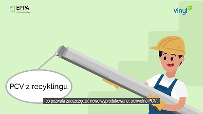 PVC Window Recycling towards a Circular Economy (Polski)