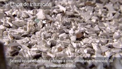 PVC Window Recycling  (Español)