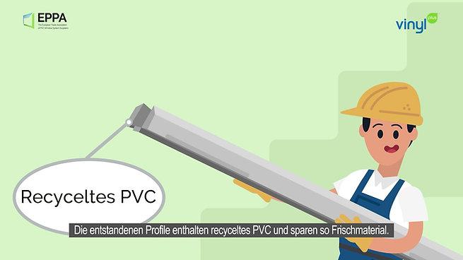 PVC Window Recycling towards a Circular Economy (Deutsch)