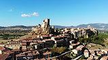 Frias smallest village in Spain.
