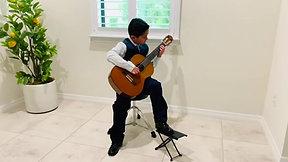 Brandon Molina -- Guitar