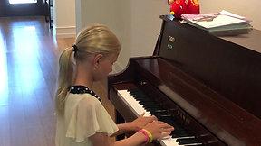 Olivia Twarowski - piano