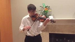 Joshua Meighan -- violin