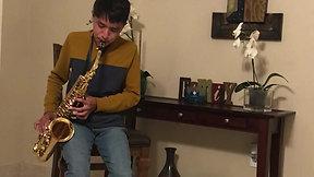 Daniel Alendar -- Saxophone