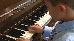 Emmanuel Milambiling -- piano