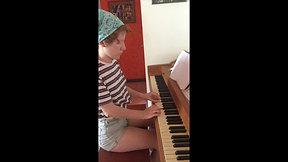 Alexia Nelson -- piano