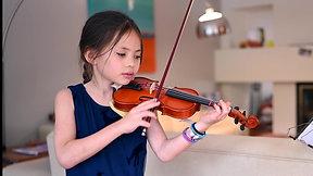 Piper and Griffin -- violin, guitar, piano