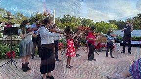 Violin Outdoor Concert Fall2020
