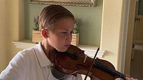 Liam Morris - violin