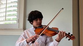 Shail Sastry -- violin