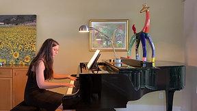 Maya Gordon - piano