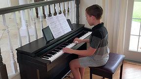 Will Crump -- piano