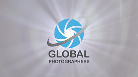 Global Photographers Logo Motion