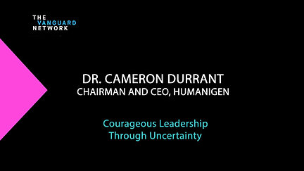 Courageous Leadership Through Uncertainty