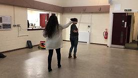 Fight Scene Training Part 2 - John vs Harry