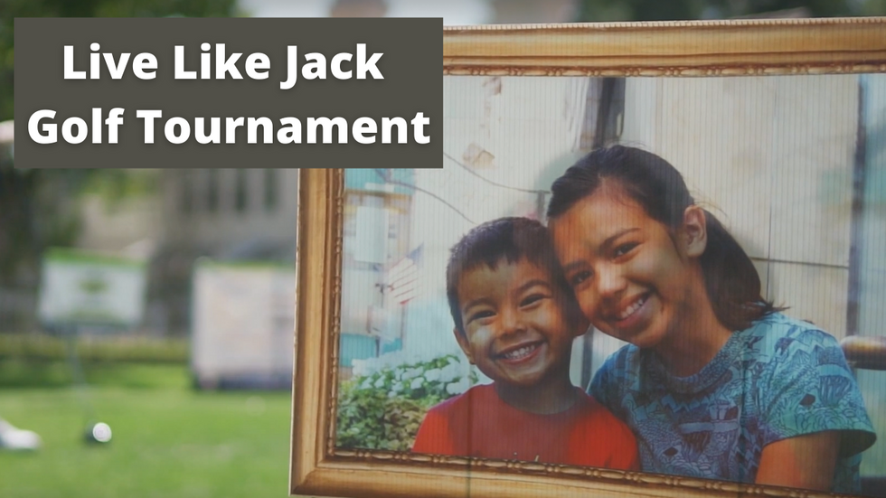 Live Like Jack Golf Tournament