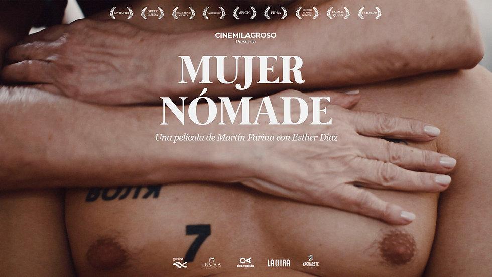 Female Nomad   Mujer Nómade