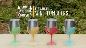 Wine Tumblers, Web: Editor | Videographer