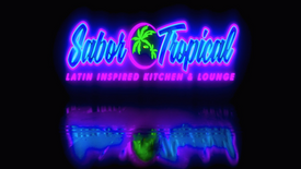 Sabor Tropical Menu