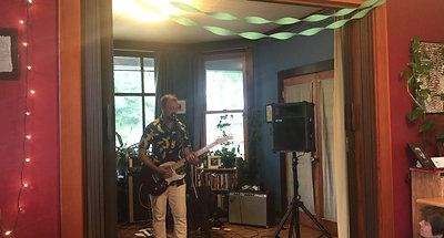 Living Room Show, Portland 5/18/19
