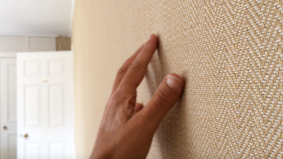 Stretch Fabric Walling