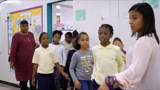 The Urban Scholars Community School: A school on the Rise.
