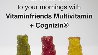 Cognizin Multivitamins - Dancing Bears