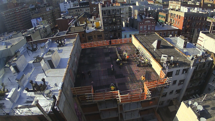 114 Mulberry St - Time Lapse