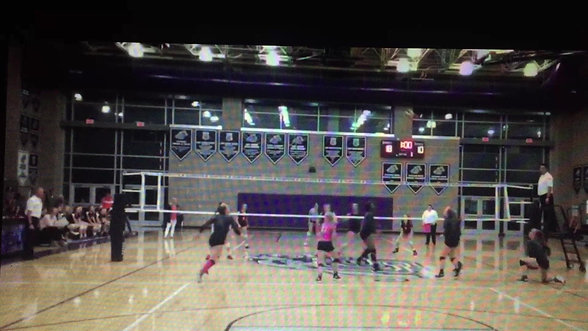 2018 Cougar Volleyball End of Season Video