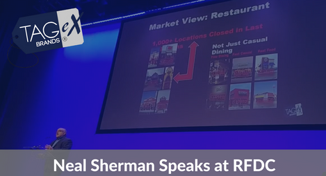 "Neal Sherman: ""Restaurants Close!"""